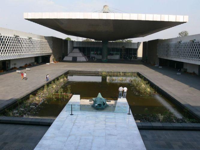 المتحف الوطني للأنثروبولوجيا في مكسيكو سيتي