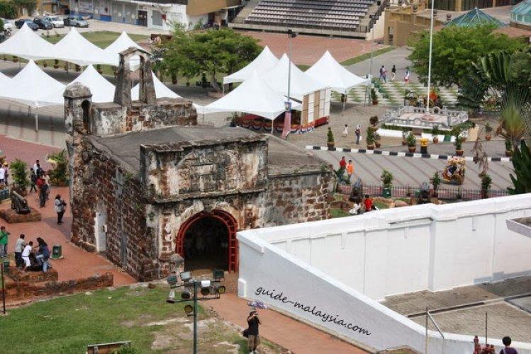 كاتدرائية القديس بولس في ملاكا - ماليزيا