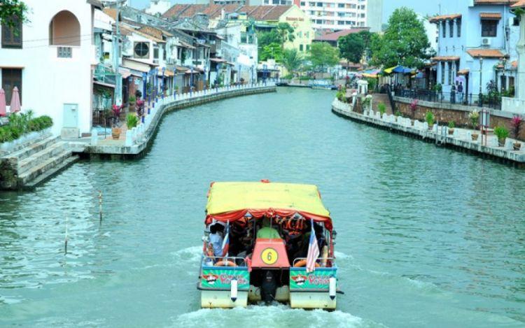 نهر مالاكا - ماليزيا