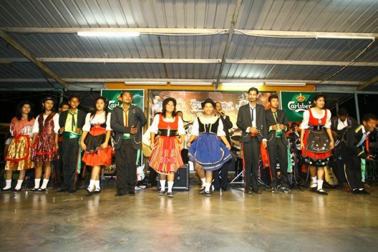رقصات وموسيقى برتغالية