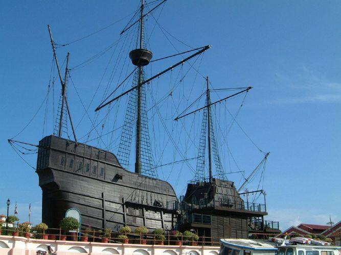 المتحف البحري في ملاكا