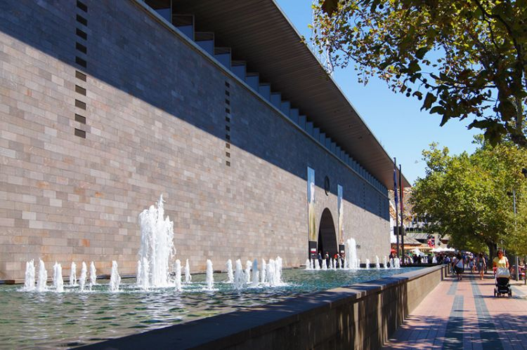 معرض فيكتوريا الوطني في ملبورن - أستراليا