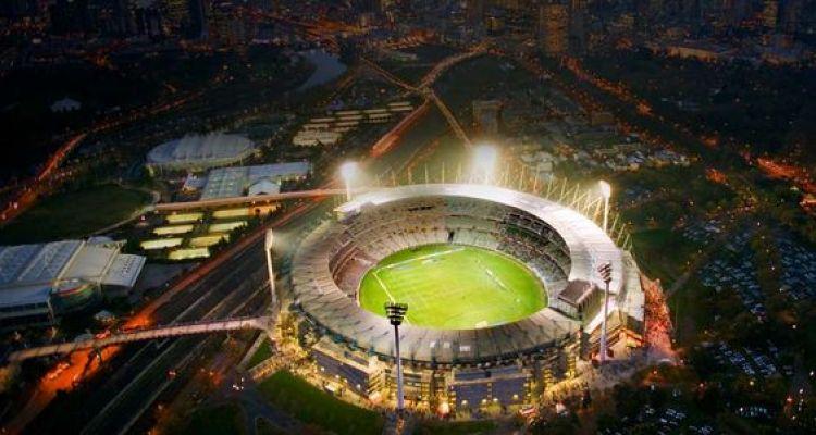 تم بناء الملعب في سنة 1854