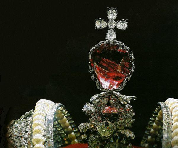 صندوق الماس في موسكو