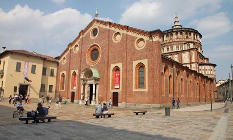 كنيسة سانتا ماريا ديلي غراسي