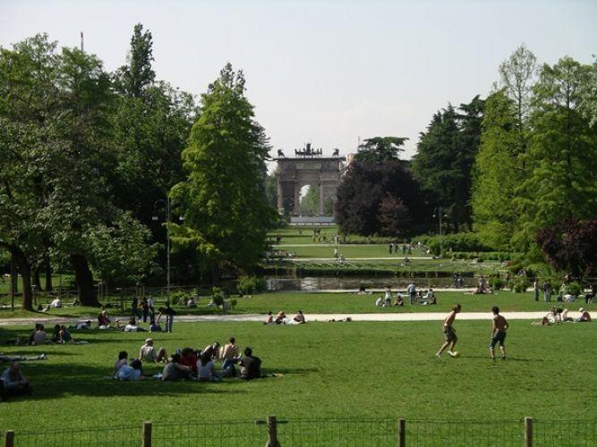 حديقة سيمبيوني