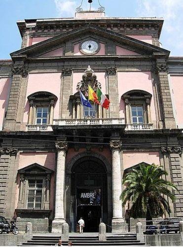 المتحف الاثري الوطني في نابولي