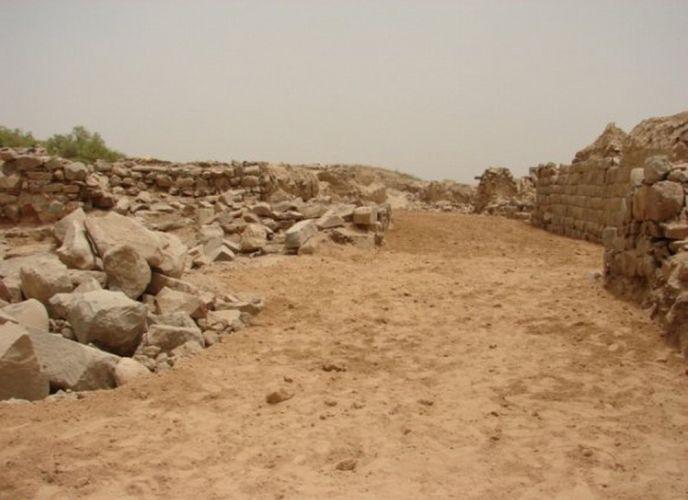 مدينة الاخدود الاثرية في نجران