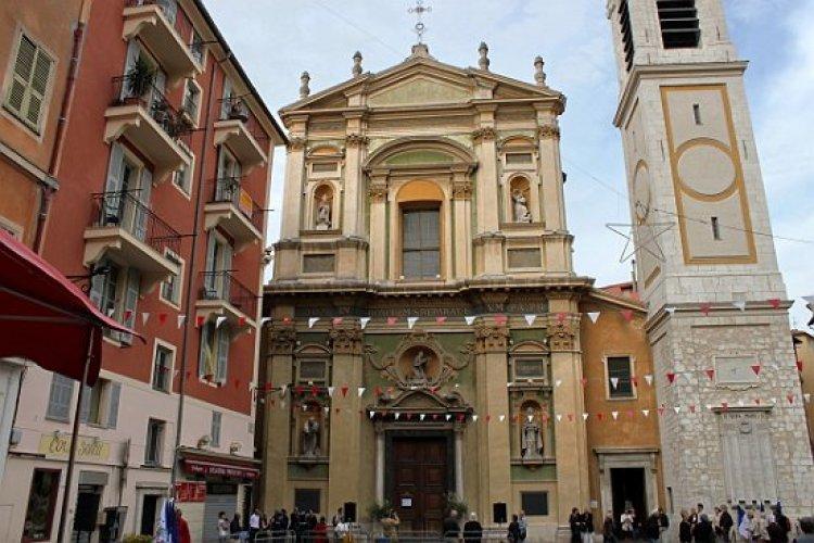 كاتدرائية سانت ريبيرا - Cathedrale Sainte Reparate