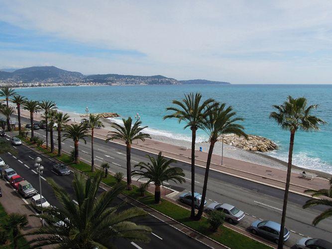 ممشى الإنجليز - Promenade des Anglais في نيس