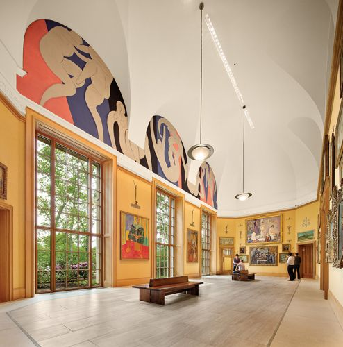 متحف ماتيس في نيس - فرنسا