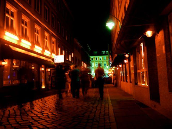 شارع ريبربانفي هامبورغ