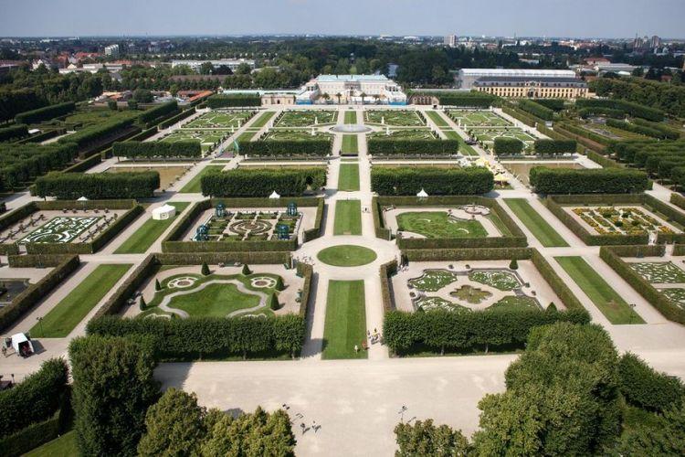 الحدائق الملكيةفي هانوفر