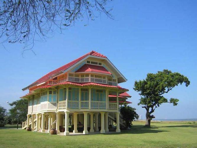 Mrigadayavan Palace | Cha-am, Thailand