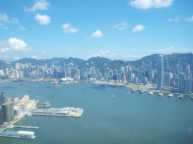 ميناء فيكتوريافي هونج كونج