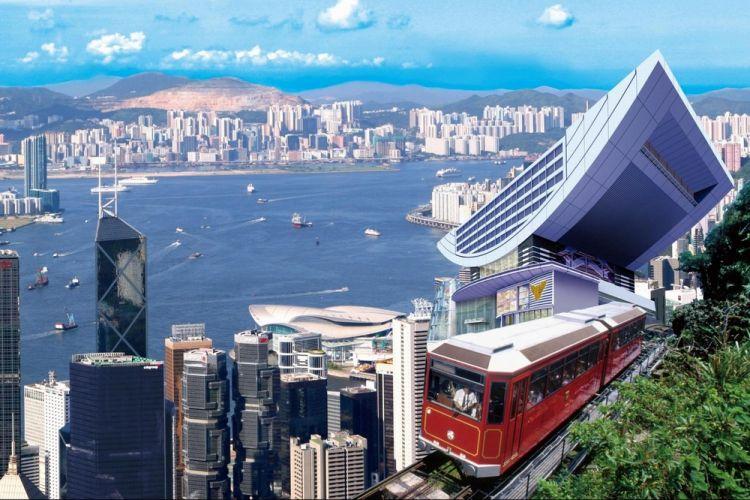 فيكتوريا بيك في هونج كونج