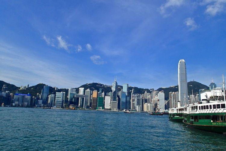 ميناء فيكتوريا في هونج كونج