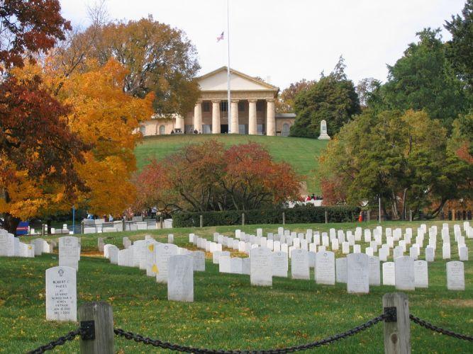 مقبرة ارلينغتون