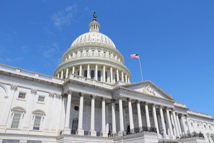 مبنى كابيتول في واشنطن