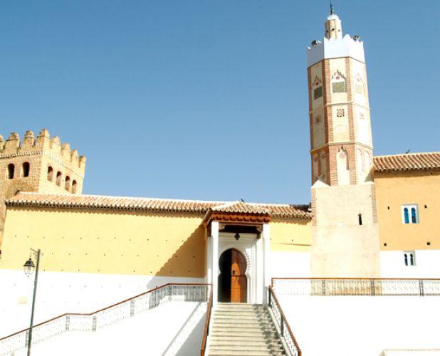 المسجد الأعظم بمدينة وجدة