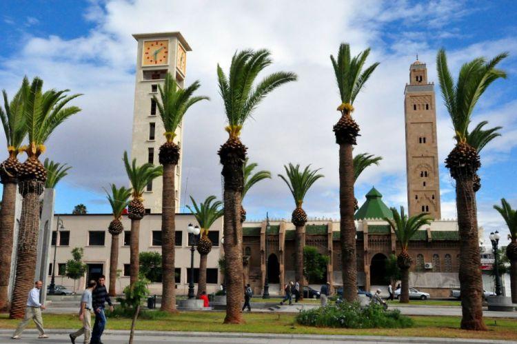 مسجد الغريبة بوجدة