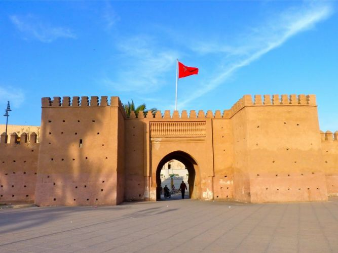 السياحة في وجدة المغرب