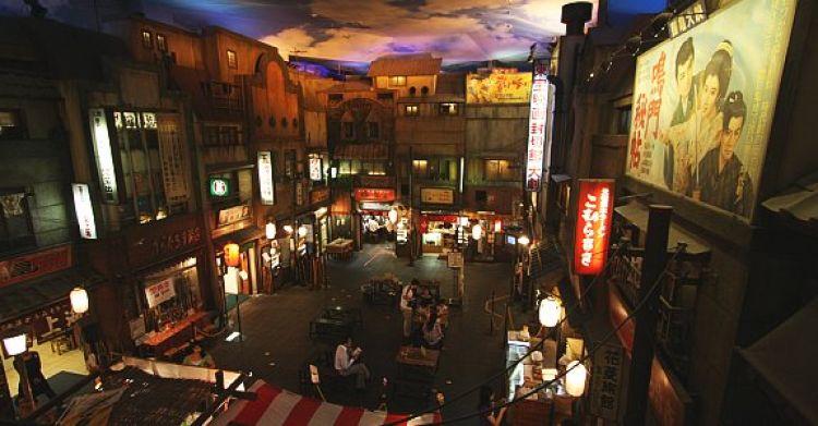 متحف شين يوكوهاما رامن - اليابان