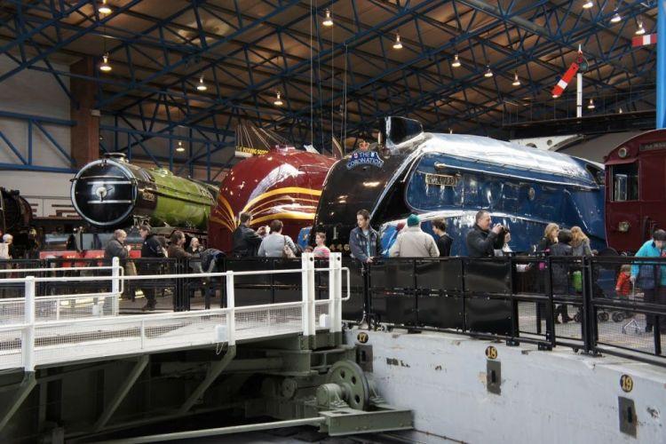 متحف هارا للسكك الحديدية في يوكوهاما - اليابان