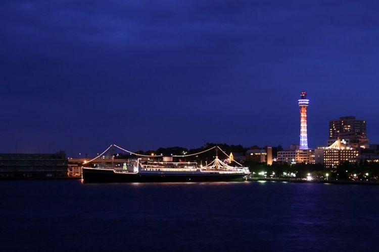 برج يوكوهاما البحري - اليابان