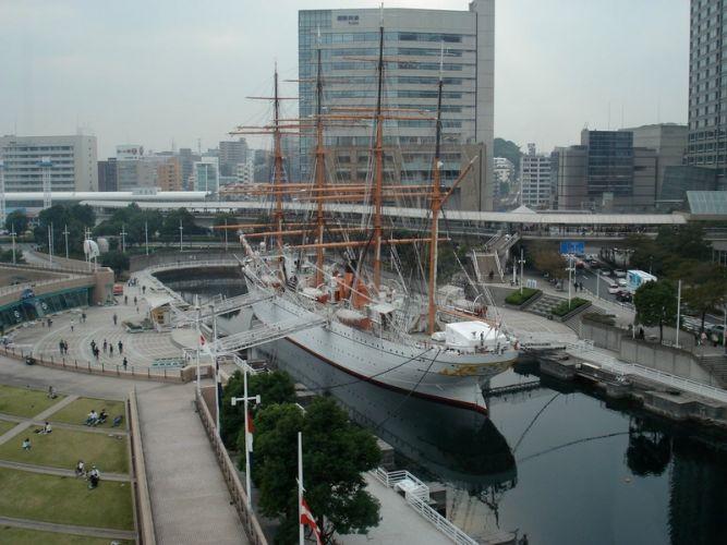 المتحف البحري في يوكوهاما - اليابان