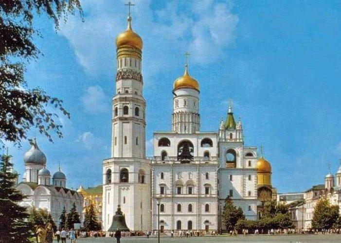 برج الاجراس لايفان الاكبر في روسيا