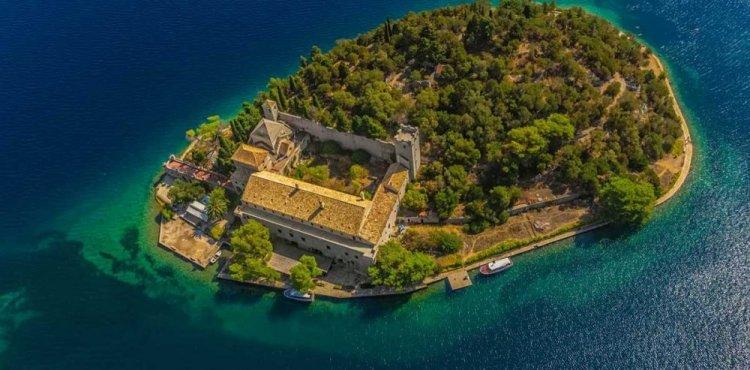 الحديقة الوطنية ملجيت كرواتيا