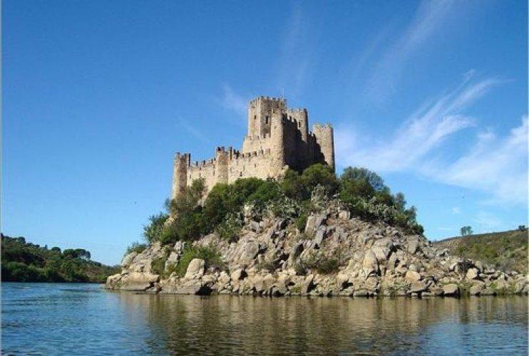 قلعة القرم في مدينة فاطمة البرتغال