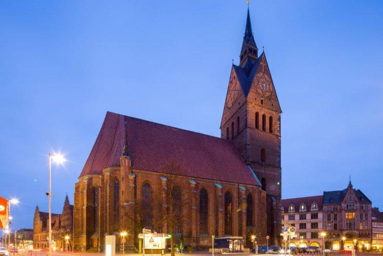 كنيسة السوق في هانوفر