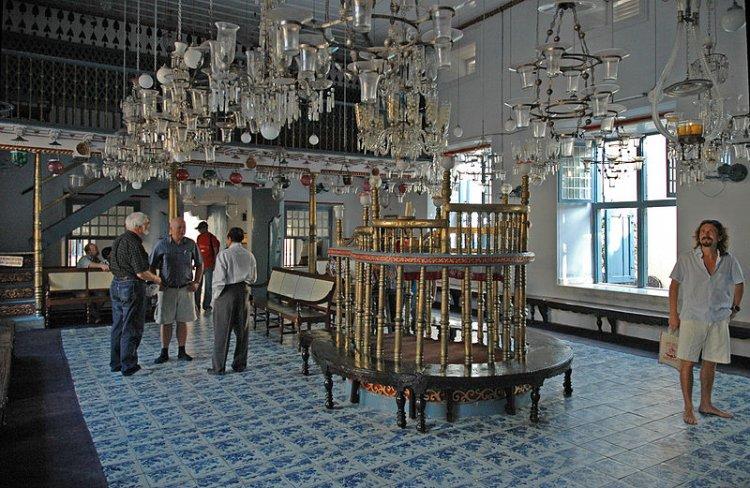المدينة اليهودية في كوتشي الهند