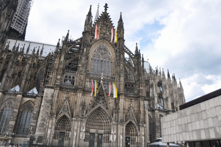 كاتدرائية كولونيا