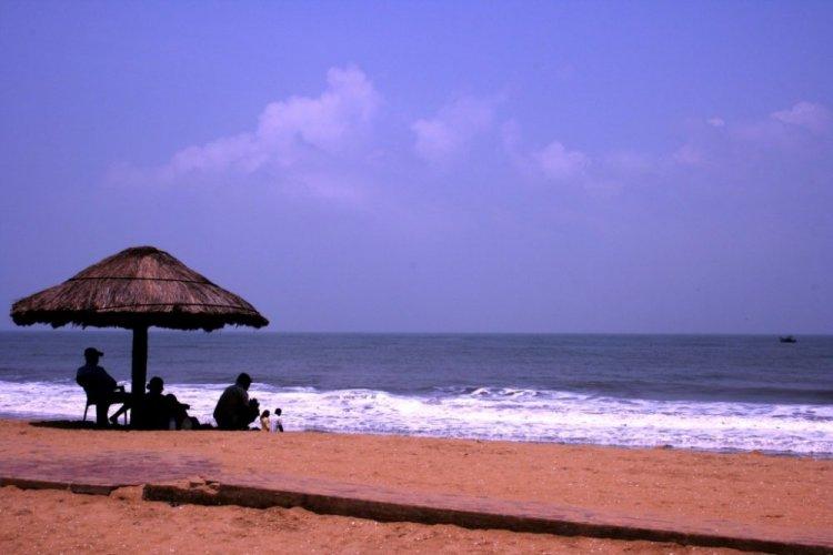شاطئ شيراي في كوتشي