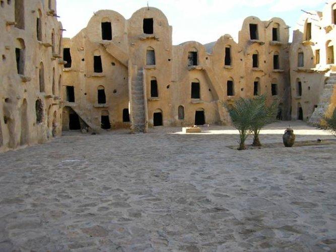 قصر أولاد سلطان تطاوين