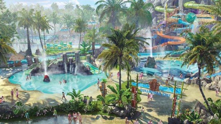 حديقة اورلاندو المائية