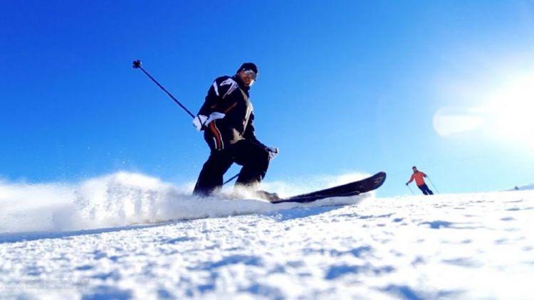تزلج على الثلوج من امتع الاشياء بالاندوكن