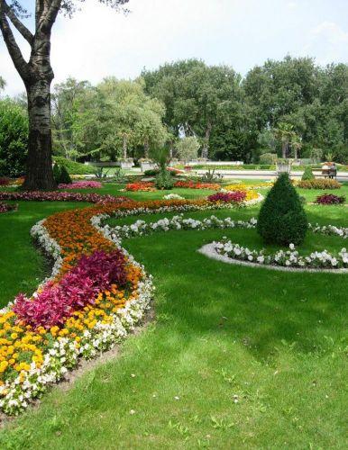 حديقة دوناو بارك في فيينا