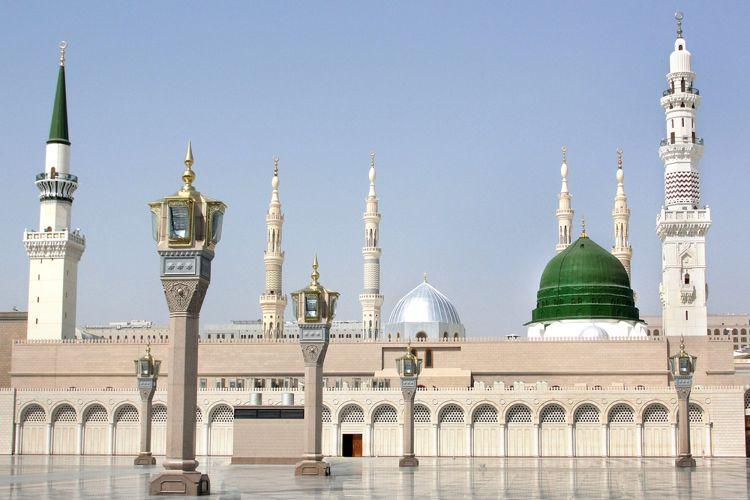 المدينة المنورة عاصمة السياحة الاسلامية