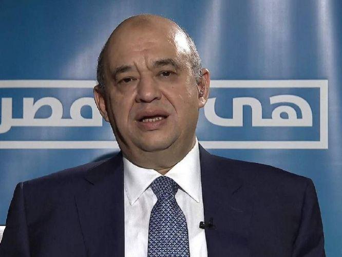يحيى راشد وزير السياحة في مصر