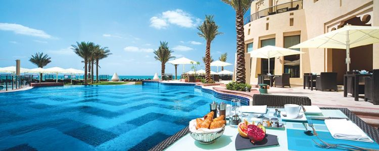 Ajman Palace Pool