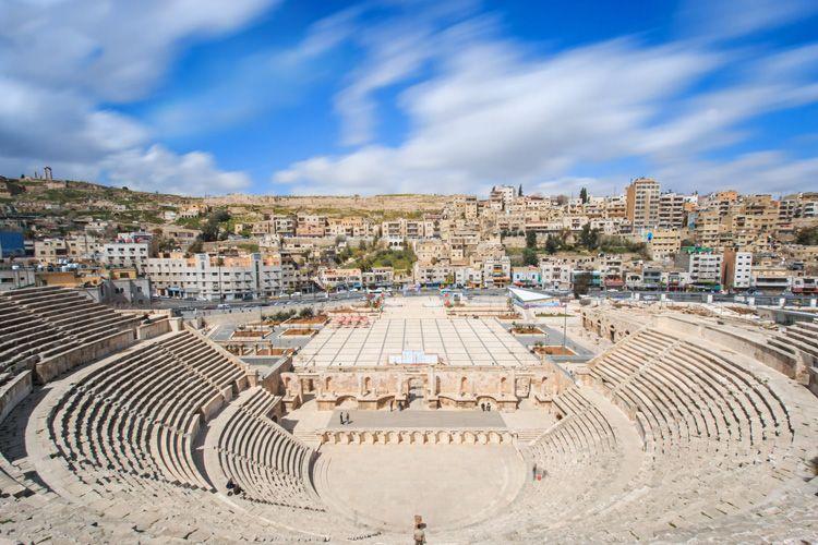 مداخيل السياحية في الأردن