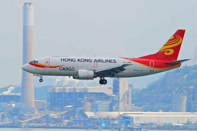 طائرة خطوط هونج كونج