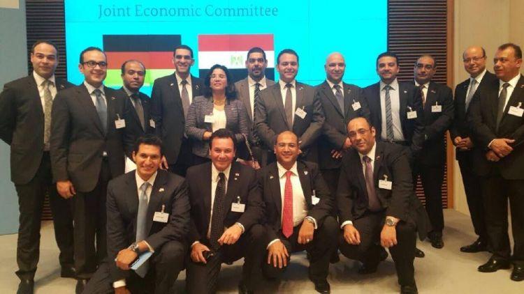 الجمعية المصرية لشباب الاعمال
