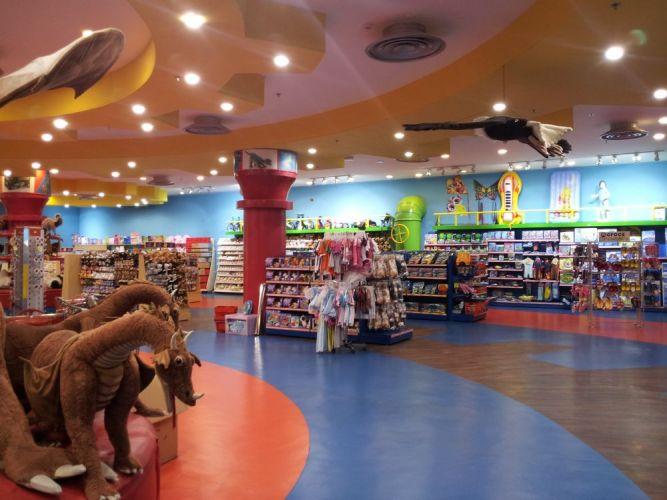 محل للعب الاطفال بسيتي سنتر البحرين