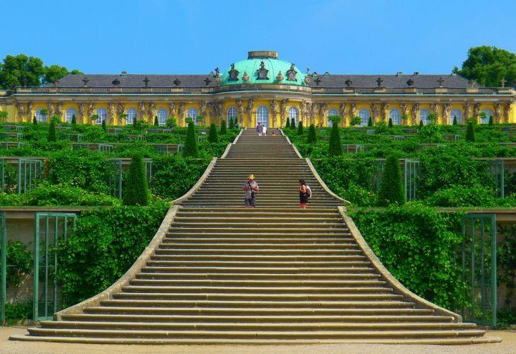 قصر الزهور