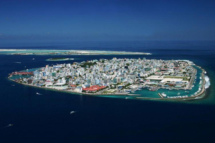 ماليه في جزر المالديف